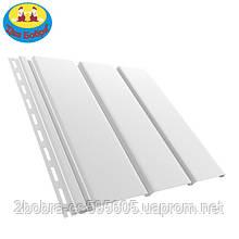 Панель софит | 1.22 кв.м (4x0,31) | Белый  | Bryza