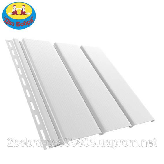 Панель софит   1.22 кв.м (4x0,31)   Белый    Bryza