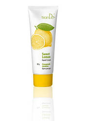 """Крем для рук """"Сладкий лимон"""" TianDe (ТианДе)"""
