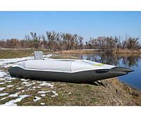 Лодка Катамаран Boathouse stream-300