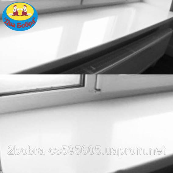 Подоконник  Суперглянец  | Brilliant | 0,45 х 6 м/п.