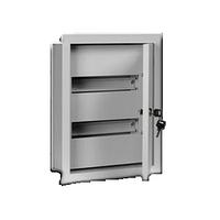 Электротехнический шкаф. Металлический монтажный корпус ЩРВ-24 IP31 1мм