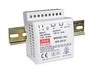 Блок питания Mean Well DR-4512 На DIN-рейку 42 Вт, 12 В, 3.5 А (AC/DC Преобразователь)