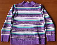Классический свитер детский.