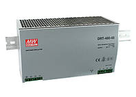 Блок питания Mean Well DRT-480-24 На DIN-рейку 480 Вт, 24 В, 20 А (AC/DC Преобразователь)