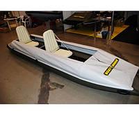 Лодка Катамаран Boathouse stream-425