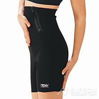 Шорты Turbo Cell для похудения Body Ciclista, черный, 8
