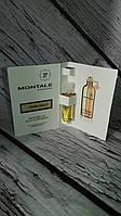 Парфюмерное масло с феромонами 5 мл Montale Pure Gold