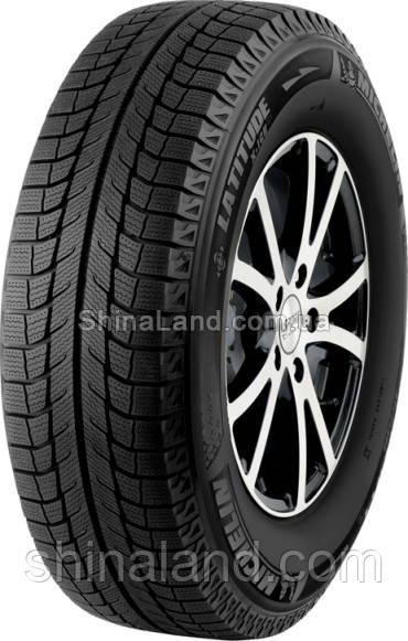Зимние шины Michelin Latitude X-ICE 2 265/70 R16 112T Канада 2017