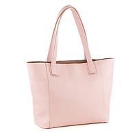 Сумка Кожаная сумка (розовая, синяя, черно- белая)