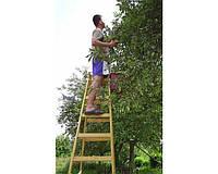 Лестницы и стремянки VIRASTAR Деревянная стремянка-ходуля VIRASTAR 2х6 ступеней