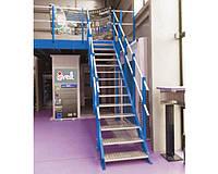 Лестницы и стремянки SVELT Лестница для мезонина SVELT T30 черная