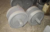 Продаем ролики РДК-250, катки РДК-250