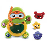 VTech Игрушка для ванной Маленькие друзья черепахи Baby Bath Friends Turtle