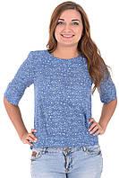 Блуза Bonny 2117 Джинсовый