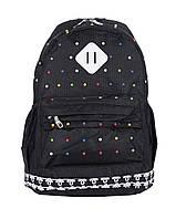 Рюкзак молодежный Gorangd 832-1 Черный