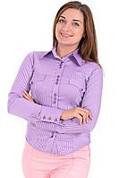 Блуза Esay 827 Сиреневый