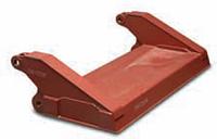 Пресс-плита для X1 SP мусоровозов Haller