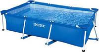 Каркасный бассейн Intex 28271 (стар. артикул 58980) (160 х 260 х 65 см.)
