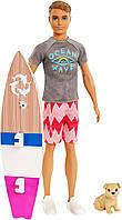 """Набор """"Серфер Кен с любимцнм"""" из м/ф """"Магия Дельфинов / Barbie Dolphin Magic Ken Doll"""