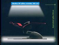 Бестеневой потолочный светильник MEDILUX HF Словакия