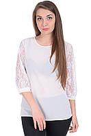 Блуза Mizz 5847-2 Молочный