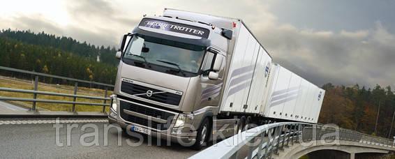 Международные перевозки грузов Испания-Россия