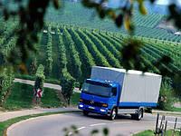 Вантажні перевезення Франція-Україна