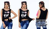 Майка (универсальный) — трикотаж купить в розницу в одессе 7км