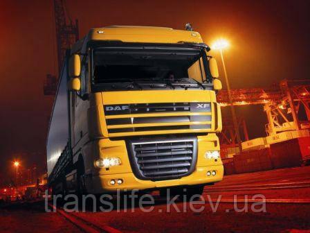 Международные перевозки из Финляндии в Украину