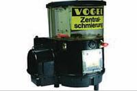 Система смазки для мусоровозов Халлер