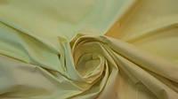 Костюмные ткани коттон мемори (Лимон-желтый)