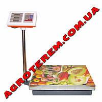 Весы электронные до 150 кг OXI 30 х 40 см  (стойка)