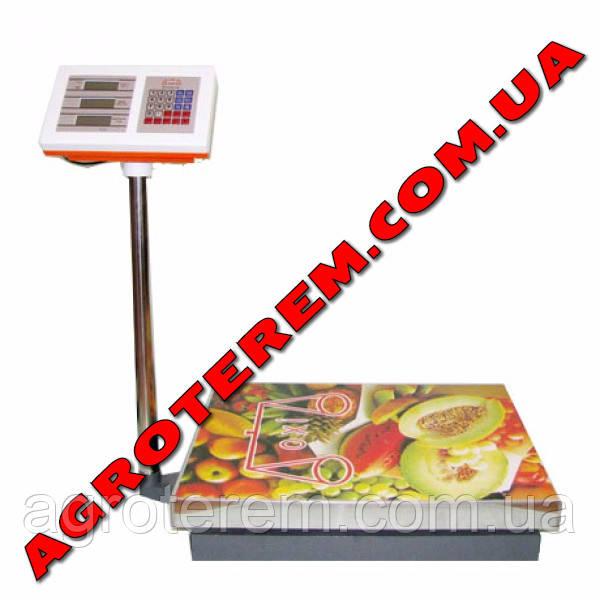 Весы электронные до 300 кг OXI 40 х 60 см