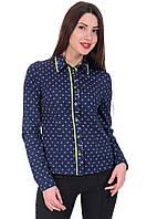 Рубашка Elegance 90001 Синий