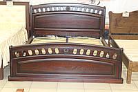 Кровать деревянная 2-2-5-282 ортопедическая, фото 1
