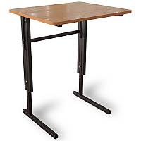 """Стол  """" Аудиторный """" ученический школьный, регулируемый по высоте одноместный для школьника любого возраста"""