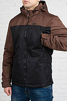 Куртка-парка мужская Graft 166-1 Коричневый