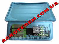 Весы торговые Domotec 55кг (DT 812)