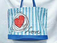 Женская пляжная сумка (45*39*15)  — купить модные новинки качественные оптом со склада 7км Одесса