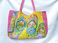 Женская пляжная сумка (52*38*15)  — купить модные новинки качественные оптом со склада 7км Одесса