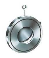 Клапан межфланцевый обратный (хлопушка) Ду 350