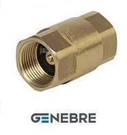 Клапан обратный муфтовый Genebre Ду50