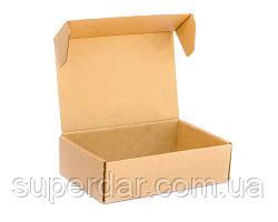 Самозбираюча коробка к0471, 120х100х60 мм, Бурий Т21Е