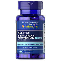 Пищевая добавка 5-HTP 100mg (GRIFFONIA SIMPLICIFOLIA) 60 капсул