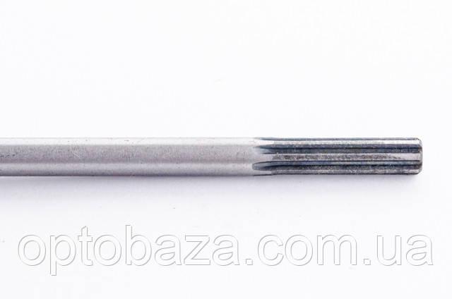 Вал приводной 7 шлицов (7 мм) для мотокос серии 40 - 51 см, куб