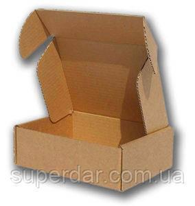 Самосборная коробка к0427, 320х290х190 мм, Бурый Т21Е