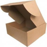 Самосборная коробка к0427, 286х148х55 мм, Белая Т21Е
