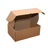 Самосборная коробка к0427, 200х100х100 мм, Белая Т21Е