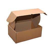 Самозбираюча коробка к0427, 200х100х100 мм, Бурий Т21Е